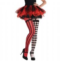 Freakshow Circus Adult Halloween Tights